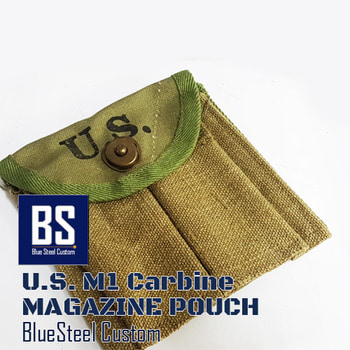 [BS] M1 Carbine Mag Pouch, 카빈, 탄창 파우치