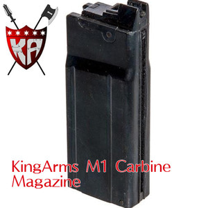 [KingArms] M1 Carbine Magazine. 칼빈탄창.
