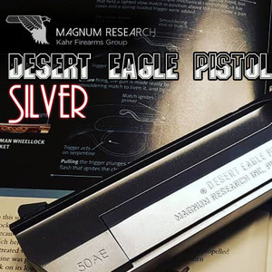[WE] Desert Eagle Full metal,Silver ,은장 데저트이글