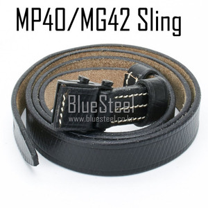 MP40/MG42 Leather Sling, 가죽 슬링